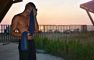 Come sudare di meno durante il workout: le cause e i rimedi